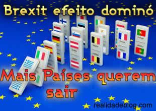 Paises querem sair da europa
