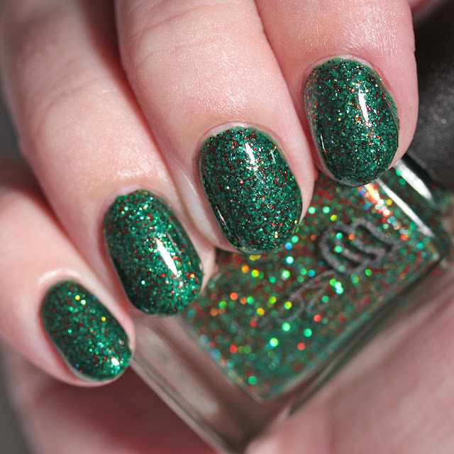Grace-full Nail Polish Christmas Spirit
