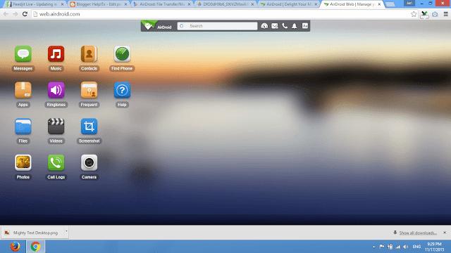 Airdroid-Desktop