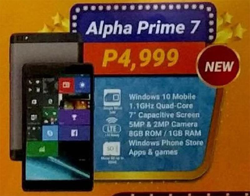 Cherry Alpha Prime 7