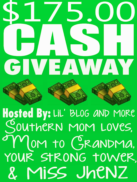 $175 USD Cash or Gift Card Worldwide Giveaway