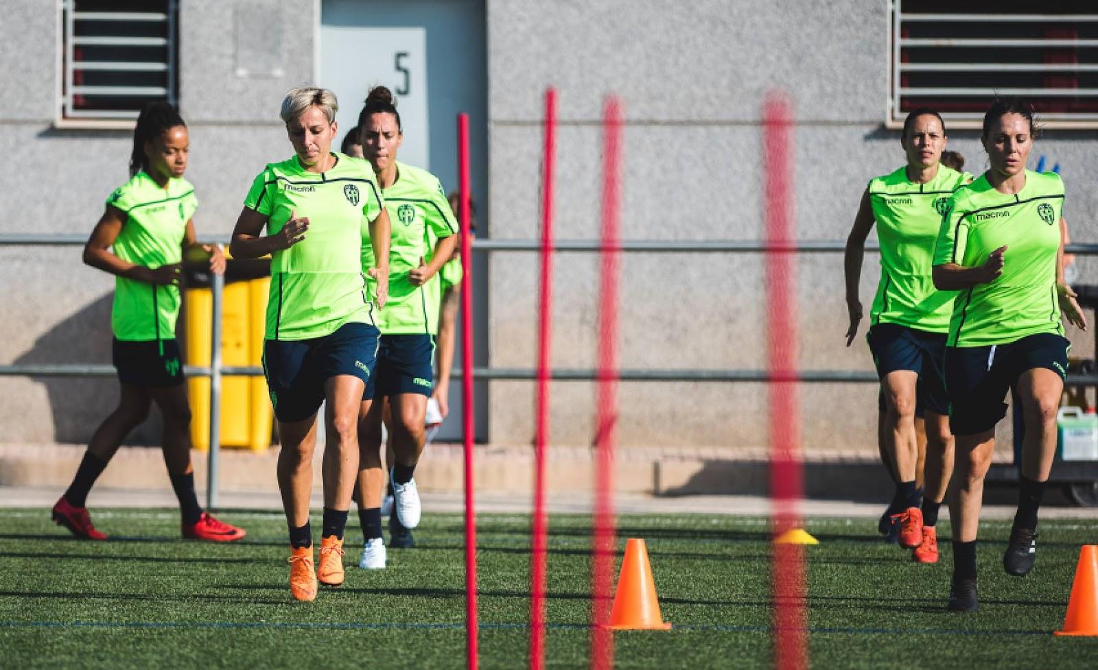 Liga Iberdrola Calendario.Calendario De Liga Iberdrola 2018 19 Para El Levante Ud Femenino