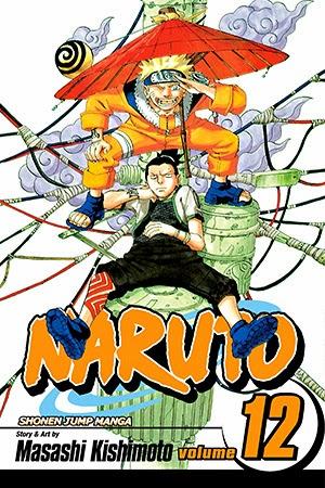 Naruto Tomo 12