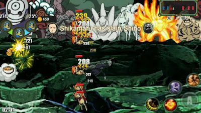 Naruto Senki MOD S4 Unlimited Money v2.0 Apk Terbaru