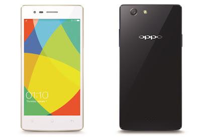 gambar harga hp Oppo 5