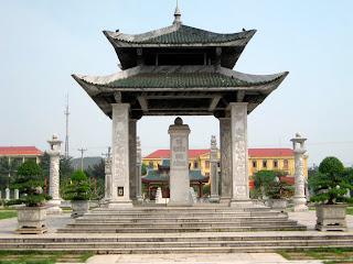 Hoa Lu in Vietnam