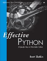 книга Бретта Слаткина «Секреты Python: 59 рекомендаций по написанию эффективного кода»