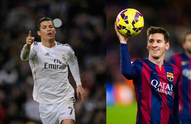 Lionel Messi is a better player than Cristiano Ronaldo