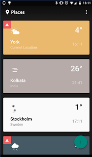 Weather Timeline - Forecast 1.6.4.8 APK Android Download