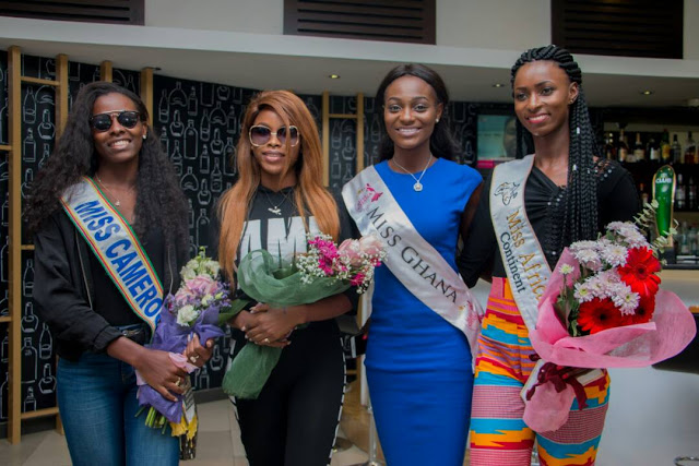 Miss Guinea, Miss Nigeria, Miss Senegal & More Here For 2017 Miss Ghana