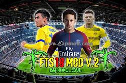 FTS 18 v2 Mod by Kokozail Apk Terbaru