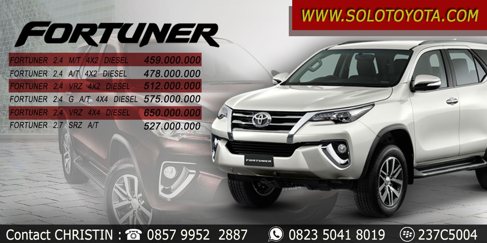 All New Camry 2017 Indonesia Harga Grand Veloz Vs Ertiga Dreza Toyota Fortuner 2019 Daftar