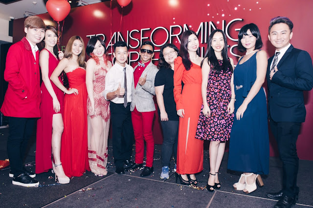 Melilea Annual Party 2016 with Singapore Lifestyle Bloggers
