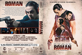 Roman - Cover DVD