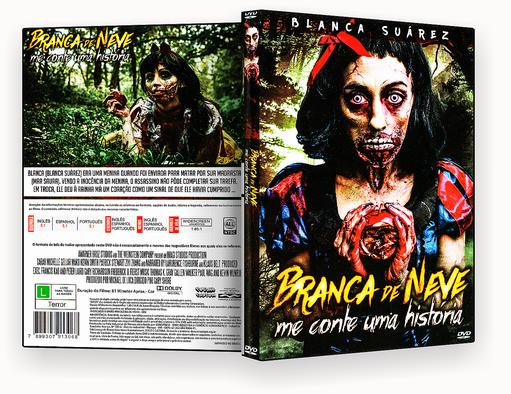 CAPA DVD – BRANCA DE NEVE ME CONTE UMA HISTORIA – ISO