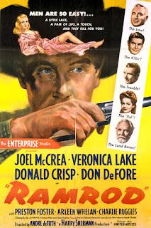 Watch Ramrod (1947) movie free online