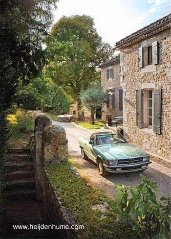 Casona de piedra en Francia