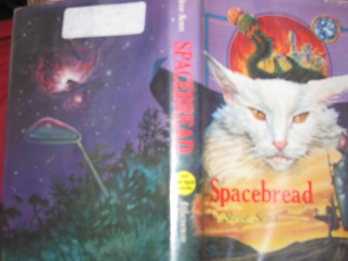 Spacebread (A Spacebread Story Book 1)