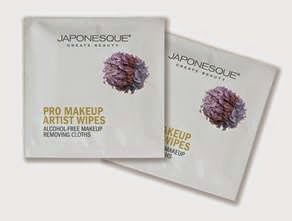 Japonesque Pro Makeup Artist Wipes