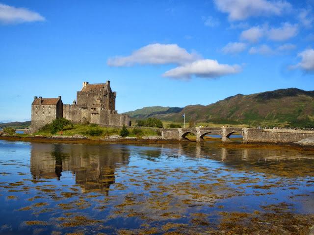 Eilean Donan Castle, Highlands, Escocia, Scotland, Regne Unit, United Kingdom