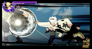 Game Naruto Senki apk Ultimate Ninja Heroes 3 Mod Full Version
