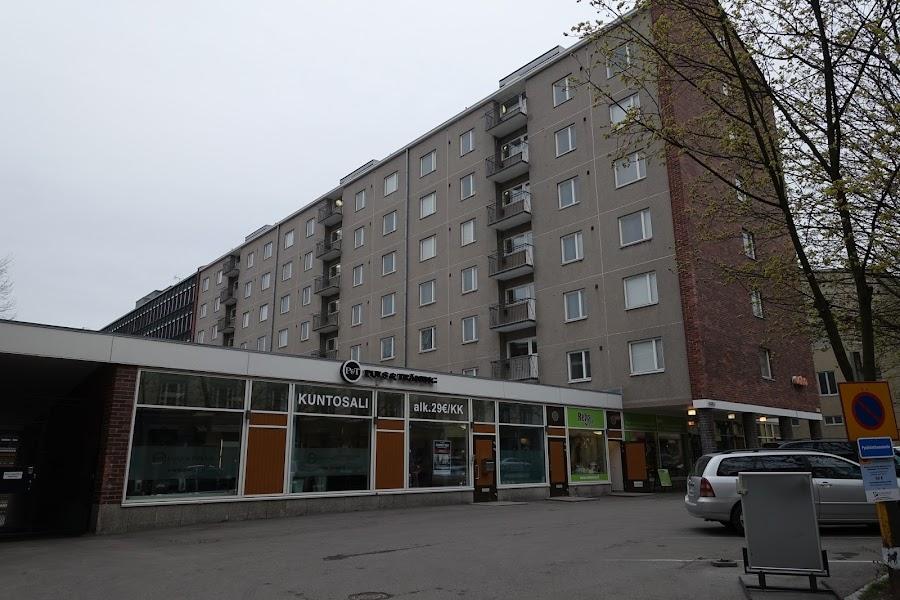 SATO HotelHome Lapinlahdenkatu