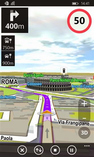 Sygic GPS Navigation app arrives on Windows Phone with free offline maps