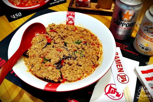 Nagoya King, The Ultimate Spicy Ramen