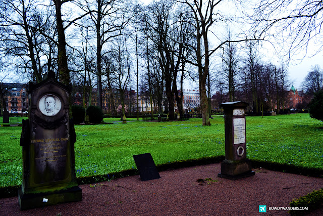 bowdywanders.com Singapore Travel Blog Philippines Photo :: Sweden :: Gamla Kyrkogarden in Malmo, Sweden: The Only Time You Should Go For A Walk In A Cemetery