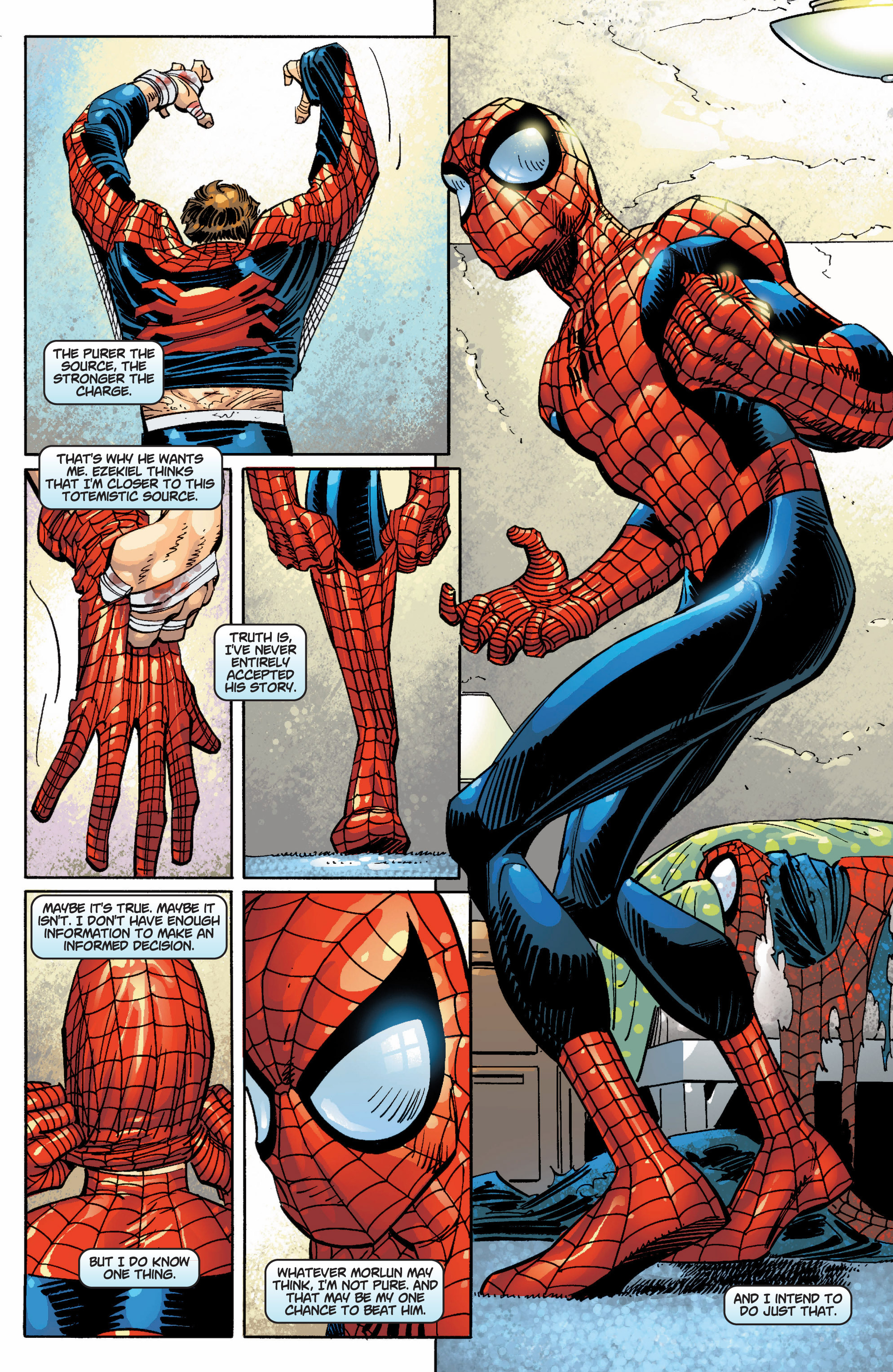 The Amazing Spider-Man (1999) 34 Page 21