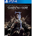 Middle Earth Shadow of War PS4 mídia digital original 1