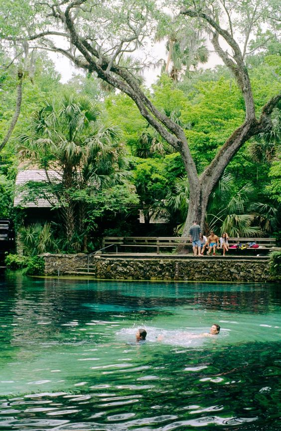 Juniper Springs, Ocala, Florida