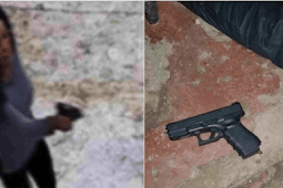 Female Robbers Engage Police With Gun Battle In Anambra State