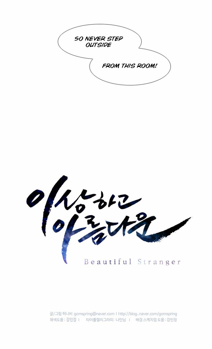 Strange and Beautiful - Chapter 8