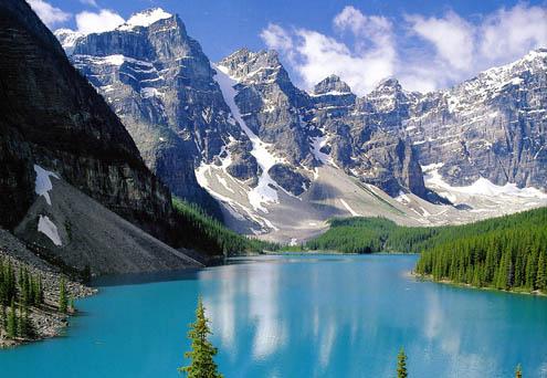 Salju terindah di Canada