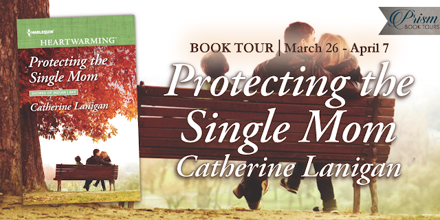 It's the Grand Finale for PROTECTING THE SINGLE MOM by CATHERINE LANIGAN!