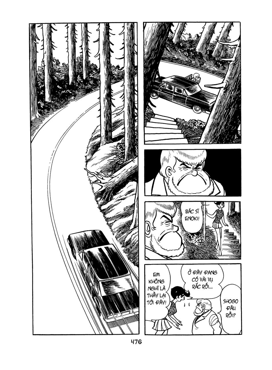 Apollo's Song chap 5.1 trang 23