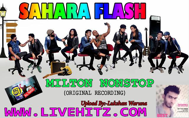 SAHARA FLASH MILTON NONSTOP(ORIGINAL RECORDING)