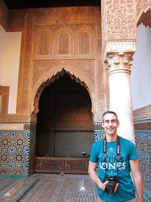 Tumbas Saadis en Marrakech