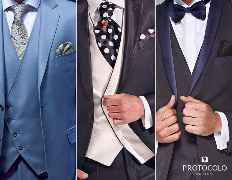 Protocolo novios guia tipos de traje de novio blog bodas mi boda gratis