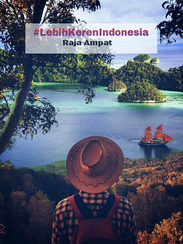 #LebihKerenIndonesia