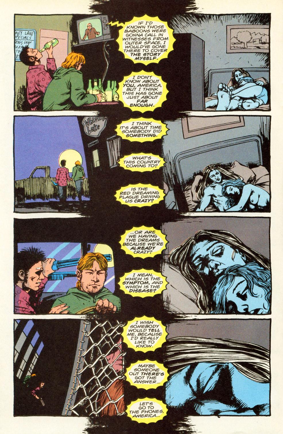 Read online Animal Man (1988) comic -  Issue #83 - 22