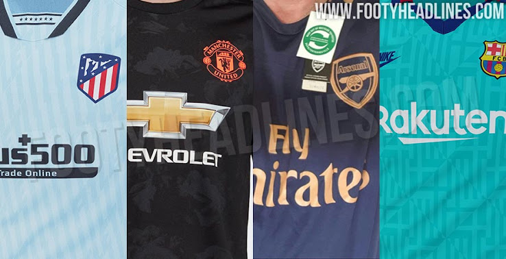 9d1b278d 2019-20 Kit Overview: All 19-20 Kit Leaks and Info - Footy Headlines