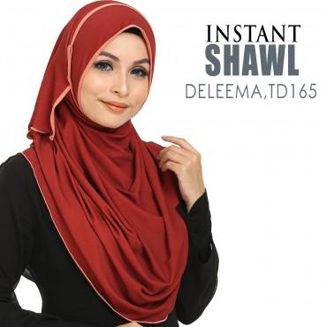 Instant Shawl Yang Cantik Di Sweet Muslimah
