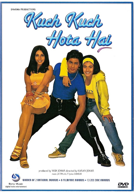 Kuch Kuch Hota Hai (1998) Bluray 720p Subtitle Indonesia
