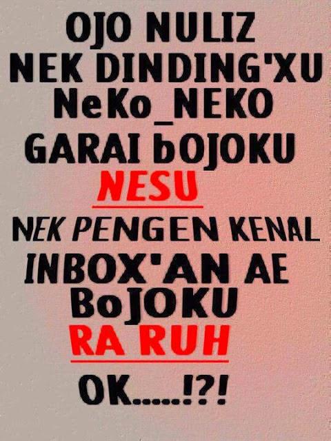 Lucu Versi Bahasa Jawa Ktawa Ayo Ketawa