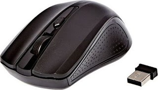 mouse wireless andowl an-211