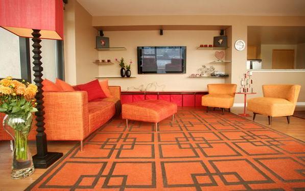 Desain Ruang Tamu Klasik dan Retro Cantik