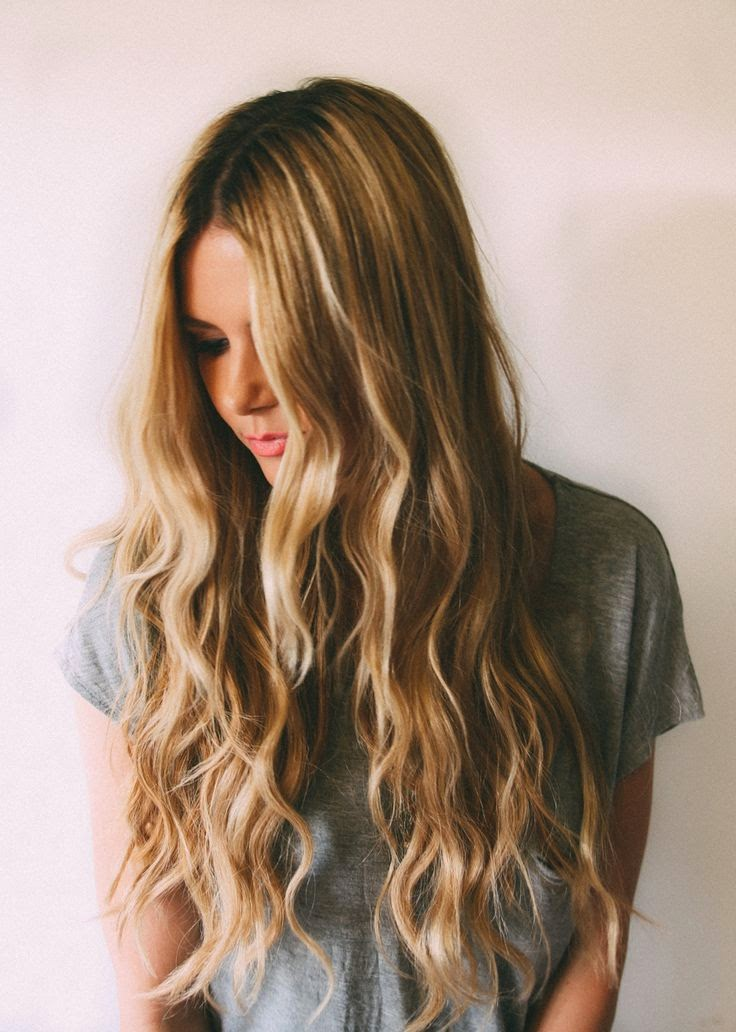 5 Simple Hairstyles for Long Hair