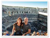 Fuimos al concierto de Elton John en Nîmes